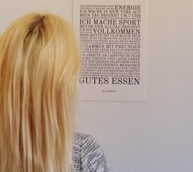 Motivationsposter / Gutschein