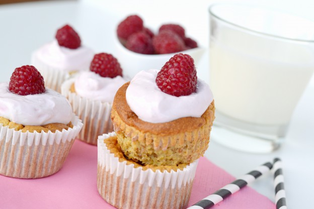 Mini – Bananen Apfel Muffins